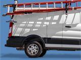 Drop Down Ladder Racks for Vans Double Grip Lock Ladder Rack Transit Connect Adrian Steel
