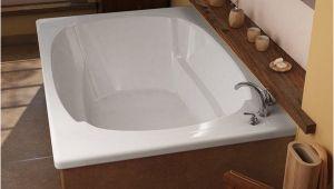 Drop In Jetted Bathtub atlantis Whirlpools Charleston 48 X 72 Rectangular soaking