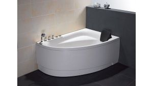 """Eago Whirlpool Bathtub Shop Eago Am161 L 59"""" Acrylic Whirlpool Bathtub for Alcove"""