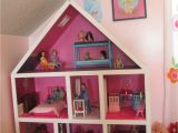 Easy Barbie Doll House Plans Barbie Doll House Plans New Free Doll House Design Plans