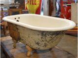 Ebay Clawfoot Tub Vintage Cast Iron Clawfoot Bathtub Tub Small Short
