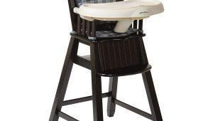 Eddie Bauer Pop Up High Chair Amazon Com Eddie Bauer Wood High Chair Ridgewood Childrens