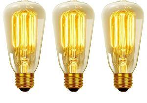 Edison Light Bulbs Home Depot Globe Electric 40 Watt Vintage Edison S60 Squirrel Cage E26