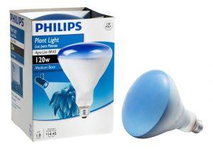 Edison Light Bulbs Home Depot Philips 120 Watt Br40 Agro Plant Flood Grow Light Bulb 415307 the