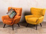 Elizabeth Velvet Accent Chair What is An Armchair