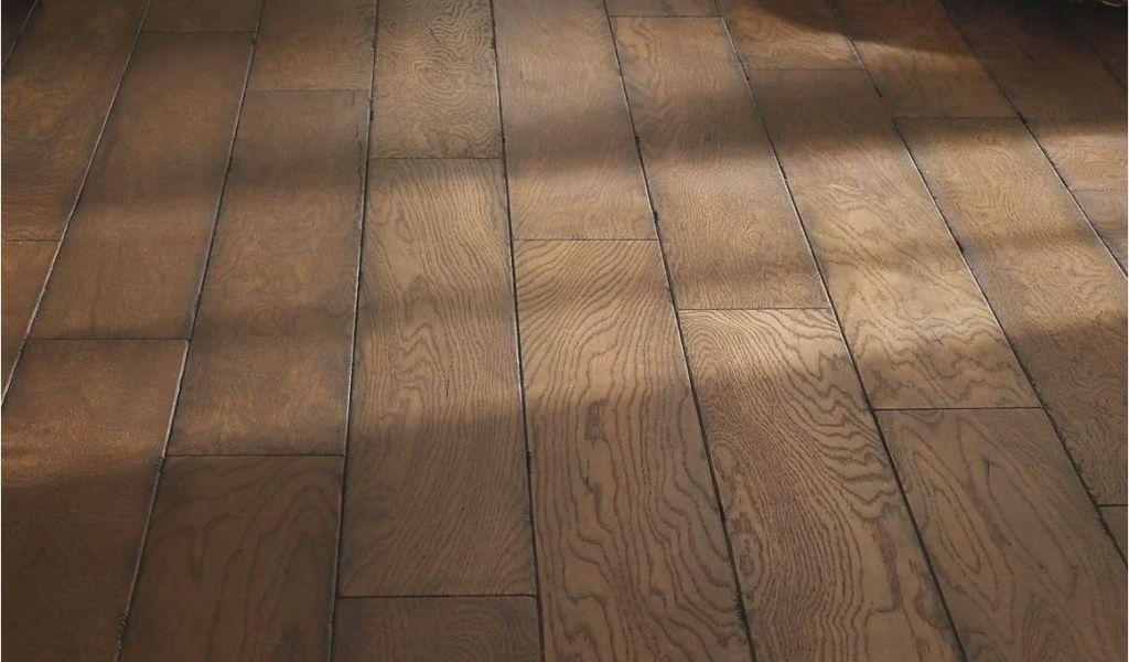 Epoxy Wood Floor Crack Filler Hardwood Floor Finishes From Concrete