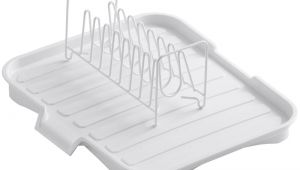 Extra Large Dish Rack and Drainboard Kohler Drainboard with Wire Sink Bowl Rack In White K 6539 0 the