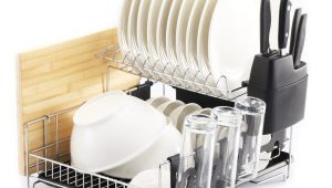 Extra Large Folding Dish Rack 2 Premiumracks Professional Dish Rack 304 Stainless Steel Fully