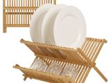 Extra Large Folding Dish Rack 51 Plate Draining Rack Plate Drain Rack Popular Plate Drain Rack