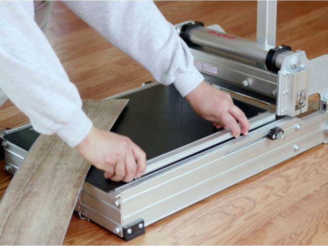 Ez Shear Laminate Flooring Cutter D Cut Lp Series Flooring Cutter