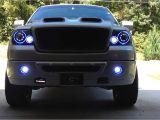 F150 Halo Lights 04 08 F150 Headlight Fog Light Retrofit I Did with Rgb Colormorph