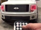 F150 Halo Lights oracle Colorshift Halo Headlights In ford F 150 Airdrie Auto Trends