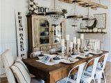 Faith Farm Furniture Simple Neutral Fall Farmhouse Dining Room Fall Inspired Food