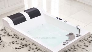 Fancy Bathtubs for Sale China European Style Fancy Bathtub for Two People Sf5c003