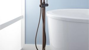 Faucet for Freestanding Bathtub Humboldt thermostatic Freestanding Tub Faucet Bathroom