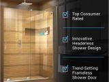 Ferguson Bathtub Doors Mirage X Sliding Shower Door Ferguson