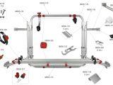 Fiamma Airstream Bike Rack Parts Carry Bike Airstream