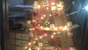 Firefighter Christmas Lights A Maison Blanche Ladder Christmas Tree Www Facebook Com Timegoneby
