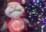 Firefighter Christmas Lights Best Animated Christmas toys 2016 with Santa Claus Rudolf Reindeer