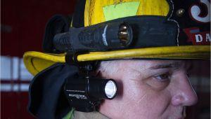 Firefighter Helmet Lights Nightstick Nsp 4650b Firefighter Helmet Mount Dual Light Flashlight