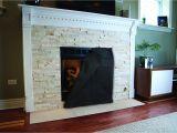 Fireplace Draft Blocker Amazon Com Fireplace Blocker 32 Inch H X 42 Inch W Blanket Medium