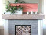 Fireplace Insulation Cover Diy Birch Wood Fireplace Cover Pinterest Fireplace Cover Wood