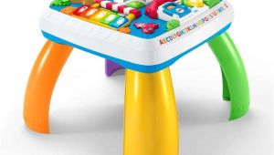 Fisher Price Table and Chairs Walmart Fisher Price Laugh Learn Around the town Learning Table Walmart Com