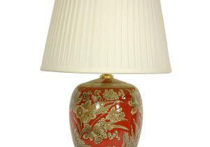 Flambeau Floor Lamps Amazon Com oriental Furniture 21 Floral Bouquet Jar Lamp Home