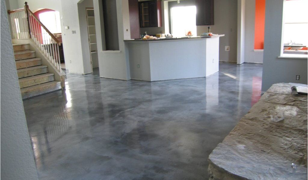 Flexi Tile Elite Garage Floors Red Stained Concrete Floors Dallas