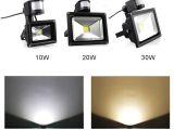 Flood Light with Camera 10w 20w 800lm Pir Motion Sensor Security Led Flood Light 85 265v