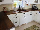 Floor and Decor Wood Countertops Diy Wide Plank butcher Block Counter tops Www Simplymaggie Com to