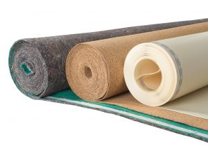 Floor Muffler Underlayment Nail Down Underlayment Guide Laminate Flooring Underlay
