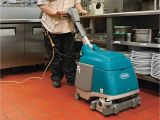 Floor Stripping Machine Rental T1 Walk Behind Micro Scrubber Tennant Company