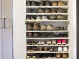 Floor to Ceiling Shoe Rack Uk Ideas to Get Your Garage S Shoe Pile Under Control