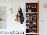 Floor to Ceiling Spinning Shoe Rack Schuhe Bis Unter Die Decke Passgenaue Einbauschranke sorgen Fur