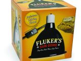 Fluker S Clamp Lamp Amazon Com Flukers Sun Dome Reptile Lamp Large Deep Dome