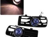 Fog Lights for Trucks 2pcs Blue Len Front Bumper Fog Light Lamp Grill F 97 06 Vw Golf Mk4