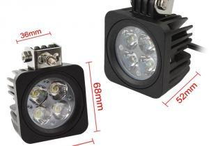 Fog Lights for Trucks 40w Car Led Light Offroad Work Light for atv Truck Suv Driving Lamp