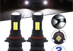 Fog Lights for Trucks 9006 Hb4 Led Fog Lights Bulbs Dot Approved Viesyled Xenon White