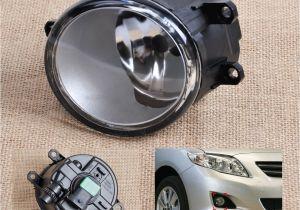 Fog Lights for Trucks Beler Front Right Side Fog Light Lamp 81210 06050 35501 57l00 for