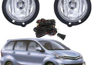 Fog Lights for Trucks Car Fog Lights for toyota Avanza 2012 2014 Front Fog Lights Bumper