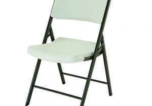 Folding Chairs at Home Depot Lifetime Almond Folding Chairs 4 Pack 42803 the Home Depot