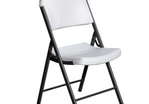 Folding Chairs at Home Depot Lifetime White Folding Chair 22804 the Home Depot