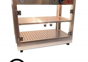 Food Heat Lamp Rental Amazon Com Heatmax 24x15x20 Commercial Food Warmer Pizza Pastry