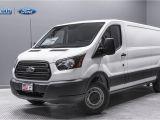 Ford Conversion Van Interior Parts New 2018 ford Transit Van Xl Full Size Cargo Van In Buena Park