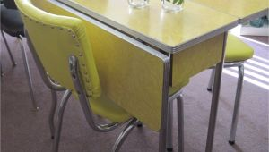 Formica Table and Chairs for Sale Nz 1950 formica Table and Chairs Yellow 1950 S Cracked Ice formica