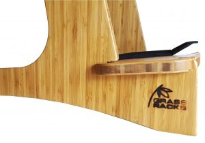 Free Standing Surfboard Racks for Home Bamboo Surf Racks Sup Racks Ski Racks Bike Racks Skate Racks