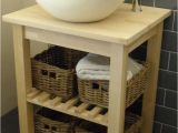 Freestanding Bathroom Vanity with Sink Washstand solid Birch Freestanding Vanity Unit for