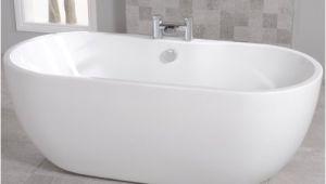 Freestanding Bathtub 1400mm Better Bathrooms Lisbon 1400 X 750 Luxury Freestanding