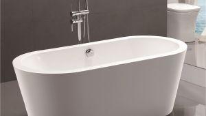 "Freestanding Bathtub 59 Inch Vanity Art 59"" X 29 5"" Freestanding soaking Bathtub"